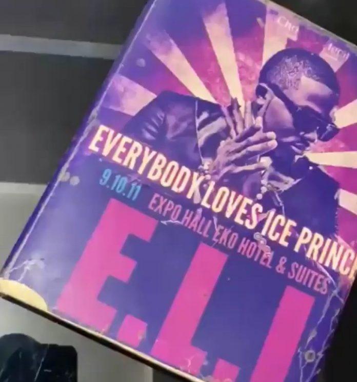 Ice Prince Eli 10years